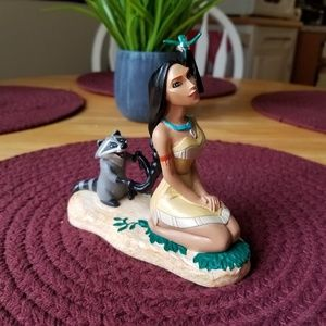 Vintage Disney Pocahontas Figurine 90s